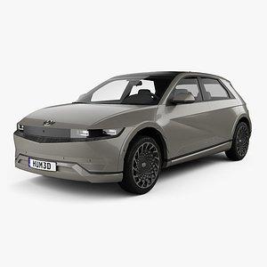 3D Hyundai Ioniq 5 2022