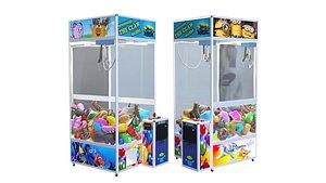claw vending machine model