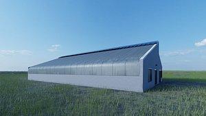 3D greenhouse