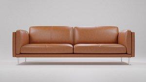 3D jesper sofa 3 seater