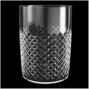 3D Water Glass 03