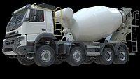 Volvo FMX truck Concrete Mixer