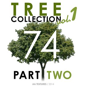 74 Tree Collection vol. 1 - Part TWO