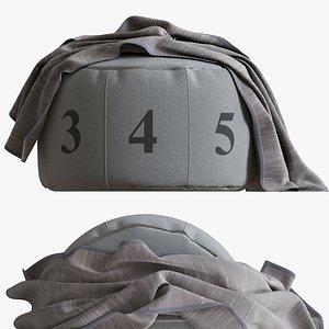 obj pouf number