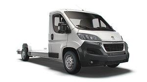 3D Peugeot Boxer 3540 L4 platform cab 2020