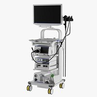 Endoscopic System Olympus Evis X1