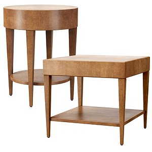 3D Catalina Side Tables by HBF furniture model