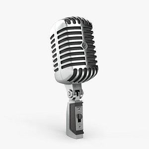 3D 55sh shure microphone