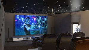 3D HOme Theater