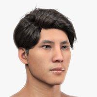Male Hair - 008