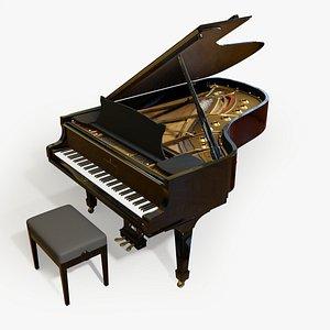 piano grand type b model
