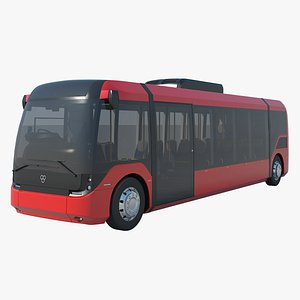 vero bus 3D model