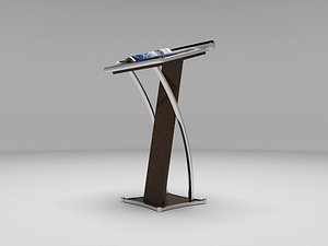 book reading stand 3D
