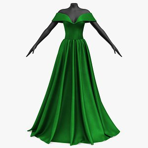 Dress Green model