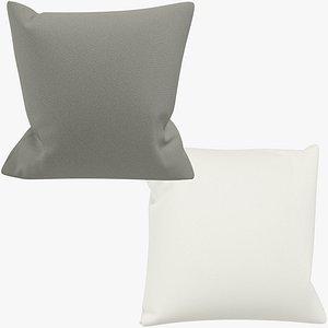 3D Sofa Pillows Collection V9