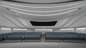 Conference Hall 2 model