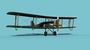 Airco DH-4 USASC Trainer model
