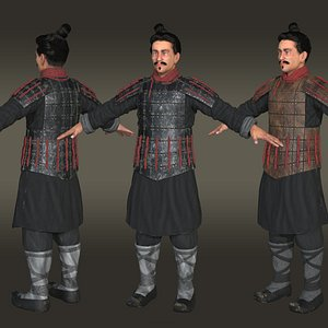 Soldiers of Qin Dynasty 3D