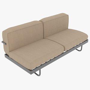 sofa le corbusier cassina model