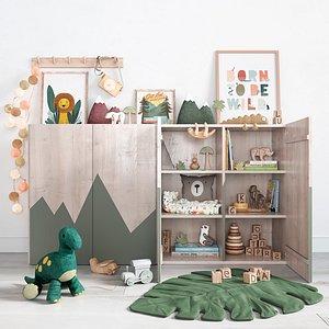 decor s nursery 3D