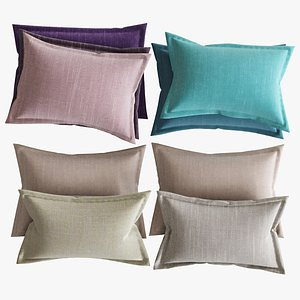3d model pillows 66