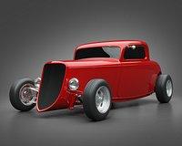 1933 Boyd Coddington Vern Luce Coupe