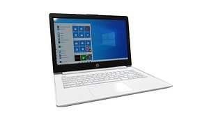 3D Laptop HP14s-cf2017tu N4020  3Dmodel