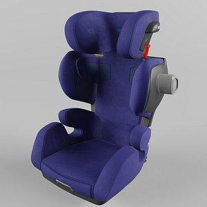Recaro Mako Elite Children Car Seat Select Pacific Blue model