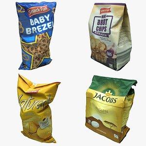 packaging advertising model