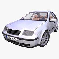 Generic German Sedan