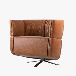 Fat Chair Estudio Bola 3D