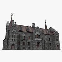Gothic House 04