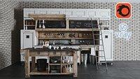 Kitchen Rustic