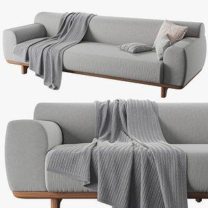 3D Tara sofa By Artisan