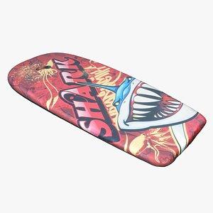 Swimming Board 3D