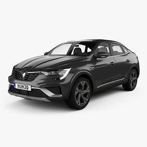 3D model Renault Arkana RS-Line 2022