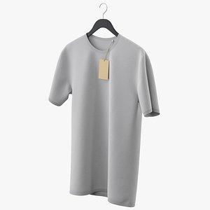 3D model shirt t-shirt