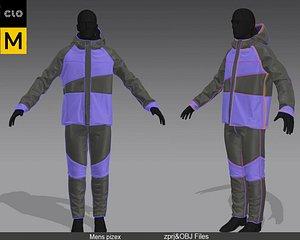 outdoor jackets model
