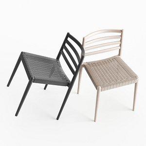 3D Andreu World Lake Chairs