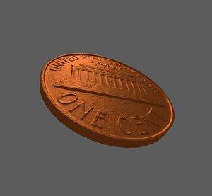 3D cent memorial