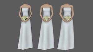 bride ready print 3 3D model