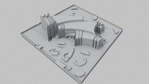 Pouli House 3D model