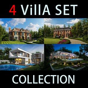 Villa Exterior Collection 10