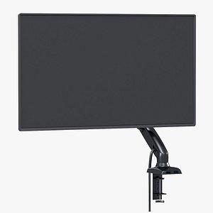 led monitor holder 3D model