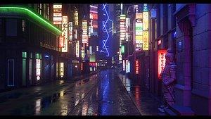 Tokyo Street model