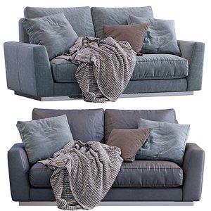 Sofa Grand Suite Walter Knoll 3D model