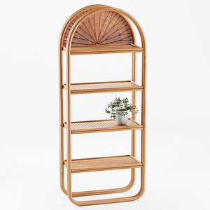Ria Bookshelf model