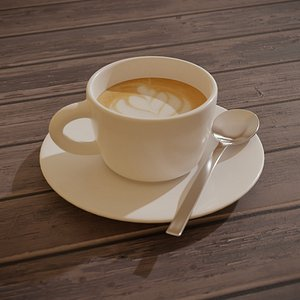 3D model 3D Coffee Mug