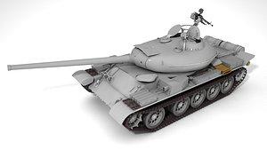 T-54 model 1947 model