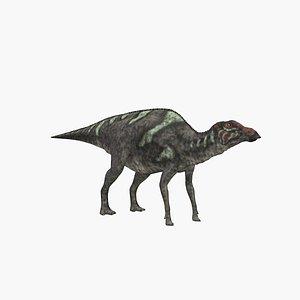 3D Maiasaura model